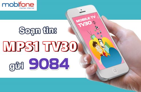 Dịch vụ Mobile TV Mobifone